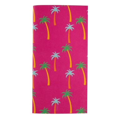 Amy tangerine shop notebooks palm trees 33679