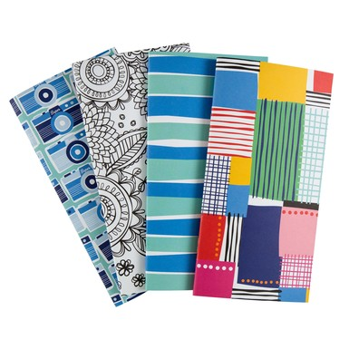 Amy tangerine shop notebooks blue bundle 33775